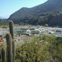 Снимок сделан в Camping El Sauce пользователем Karol K. 3/11/2012