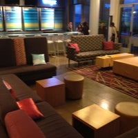 Photo taken at Aloft Bogota Airport by Mauricio M. on 6/2/2012
