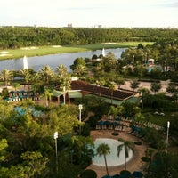 Photo taken at JW Marriott Orlando Grande Lakes by ReNata B. on 7/24/2012