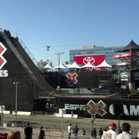 Photo taken at X Games Los Angeles 2012 by ROYbot on 7/2/2012