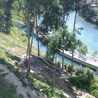 Das Foto wurde bei Bärenpark von Andy K. am 6/17/2012 aufgenommen