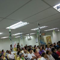 Photo taken at Affin Investment Bank Bandar Bukit Tinggi Branch by Jacky T. on 8/26/2012