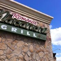 Photo taken at Romano's Macaroni Grill by John on 3/6/2012