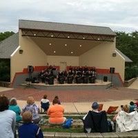 Photo taken at West Goshen Community Park by Dan K. on 8/19/2012