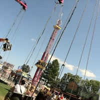Photo taken at Dutchess County Fairgrounds by Amber on 8/26/2012