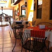 Photo taken at El Balcon Artesanal Cuisine by Fiona on 6/1/2012
