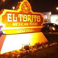 Photo taken at El Torito by LT B. on 2/19/2012