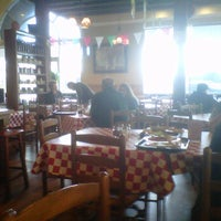 Photo taken at Luciano Neighborhood Pizzeria by Steve N. on 2/6/2012