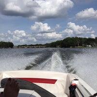 Photo taken at Hillsborough River by Lisa B. on 6/17/2012