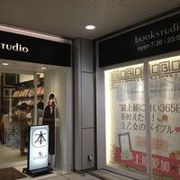 7/11/2012にoboe 0.がブックスタジオ大阪店で撮った写真