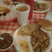 Photo taken at Little Richard's Lexington BBQ by Nick Y. on 9/5/2012