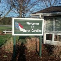 Photo taken at North Carolina Welcome Center by Jarel K. on 3/17/2012