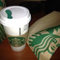 Photo taken at Starbucks by Anastasia S. on 4/12/2012