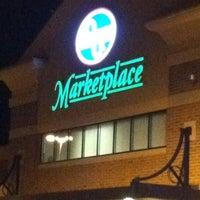 Photo taken at Kroger Marketplace by Megan H. on 7/1/2012