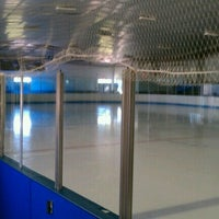 Photo taken at John Armstrong Memorial Ice Rink by Stuart S. on 8/29/2012