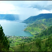 Photo taken at Danau Toba by Fandra N. on 4/24/2012