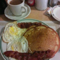 Photo taken at Boston Diner by Mike B. on 5/9/2012