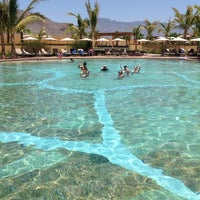 Photo taken at Villa Del Palmar Beach Resort & Spa by Alejandra G. on 6/20/2012