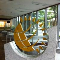 Photo taken at Sun Life Centre by Juan E. on 6/29/2012