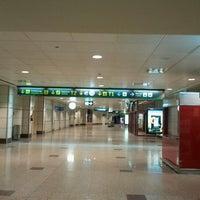 Photo taken at Terminal 2 by Pablo G. on 7/9/2012