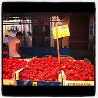 Photo taken at Ballaro' by Virginia F. on 8/20/2012