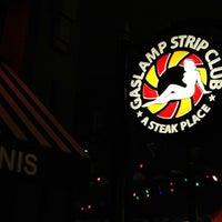 Photo taken at Gaslamp Strip Club Restaurant by Michael M. on 6/11/2012