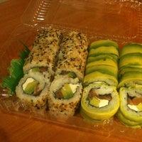 Photo taken at Mikan Sushi Santiago by Luis I. on 3/6/2012