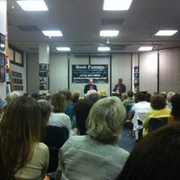 Photo taken at Book Passage Bookstore by Chris G. on 8/10/2012