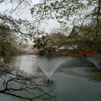 Foto scattata a Inokashira Park da Heartbeat D. il 4/10/2012
