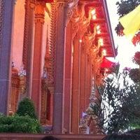 Photo taken at Wat Sunthon Thammikaram by Kaikong on 6/4/2012