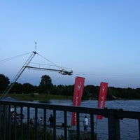 Photo taken at Aquabest by Carolien S. on 8/17/2012