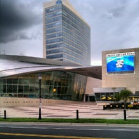 Photo taken at NASCAR Hall of Fame by Ken W. on 7/27/2012