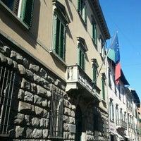 Photo taken at Catasto Di Pisa by Francesco B. on 2/14/2012