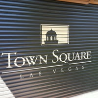 Photo taken at Town Square by CR T. on 6/16/2012