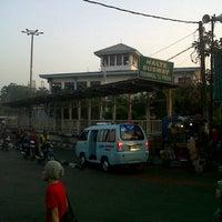 Photo taken at Terminal Bus Tanjung Priok by anto f. on 8/17/2012