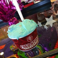 Photo taken at Cold Stone Creamery by Luke C. on 9/13/2012