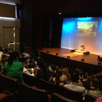 Photo taken at Teatro Vallarta by Felipito P. on 6/30/2012