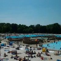 Photo taken at Provinciedomein De Halve Maan by David D. on 5/28/2012