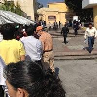 Photo taken at Modulo De Licencias Y Control Vehicular by Jean Paul V. on 3/28/2012