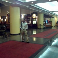 Photo taken at Hilton Atlanta Airport by Nathan L. on 9/7/2012