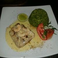 Photo taken at Restaurante Golfinhos by Danielle V. on 9/8/2012