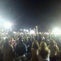 Photo taken at Arena Taguaparque by Felipe R. on 5/25/2012