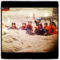 Photo taken at Contiki Stopover, Tyrol by Adeola on 8/24/2012