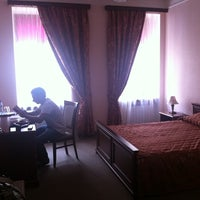Photo taken at Барышкофф Отель / Baryshkoff Hotel by Анна Л. on 8/28/2012