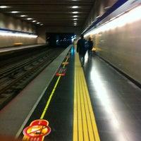 Photo taken at Metro Grecia by Felipe R. on 5/23/2012