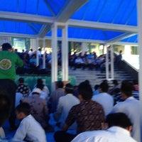 Photo taken at Masjid Raya Pondok Indah by Kenny Kemal P. on 5/18/2012