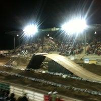 Photo taken at Super Motocross St-antonin by Pierre-Luc D. on 8/19/2012