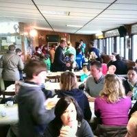 Photo taken at FC Moortsele by Ulrik ⚓. on 4/15/2012