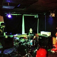 Photo taken at Hexagon Bar by Brooks R. on 6/29/2012