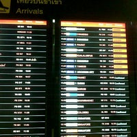 Photo taken at Departures / Check-In Hall by kat p. on 8/24/2012